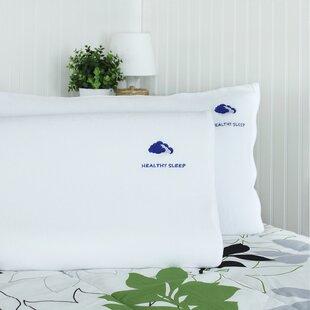 CertiPUR-US Certified Contour Memory Foam Pillow (Set of 2)