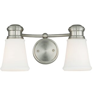 Abrielle 2-Light Vanity Light by Charlton Home