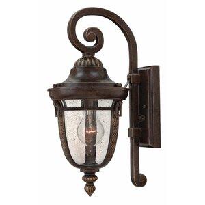 Key West 1-Light Outdoor Wall Lantern