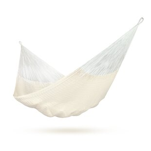 LA SIESTA MEXICANA Mayan Net Cotton Tree Hammock