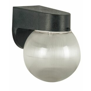 Inexpensive Ahlers Outdoor Sconce By Ebern Designs