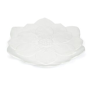 Lotus Melamine Platter By Madhouse By Michael Aram