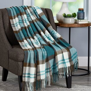 Leavens Cashmere Feel Blanket