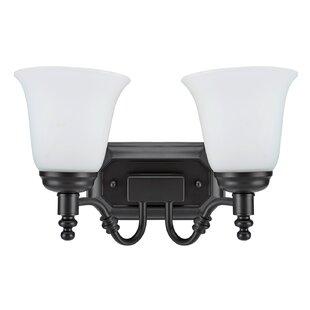 Aspen Creative Corporation 2-Light Vanity Light