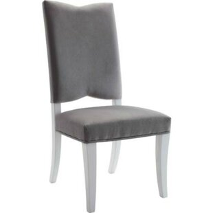Behrens Upholstered Dining Chair (Set of 2) House of Hampton