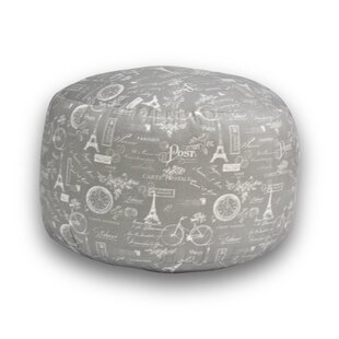 Round Pillow Pouf by The 1st Chair