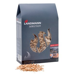 Cherry Wood Chips By Landmann