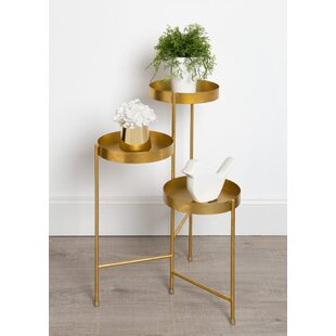 Maxon Metal Multi-Tiered Plant Stand by Ivy Bronx