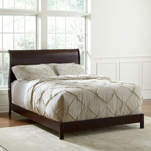 Lancaster Sleigh Bed