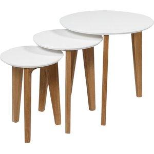 3-tlg. Satztisch-Set Abbey von Fjørde & Co
