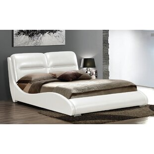 Candy Upholstered Platform Bed by A&J Homes Studio