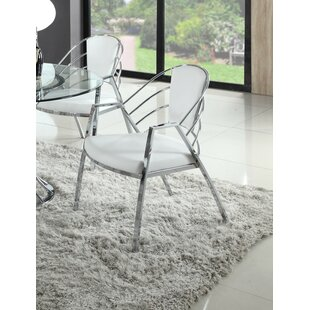 Michela Arm Chair (Set of 2) Orren Ellis