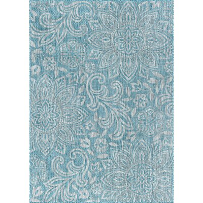 3 X 5 Blue Outdoor Rugs You Ll Love In 2019 Wayfair