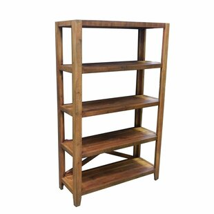Essential D?cor and Beyond Wooden Etagere Bookcase by Entrada