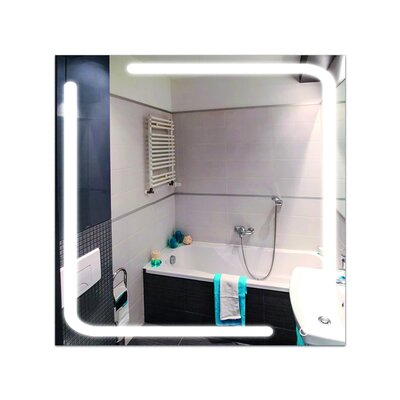36 X 36 Bathroom Mirror Wayfair