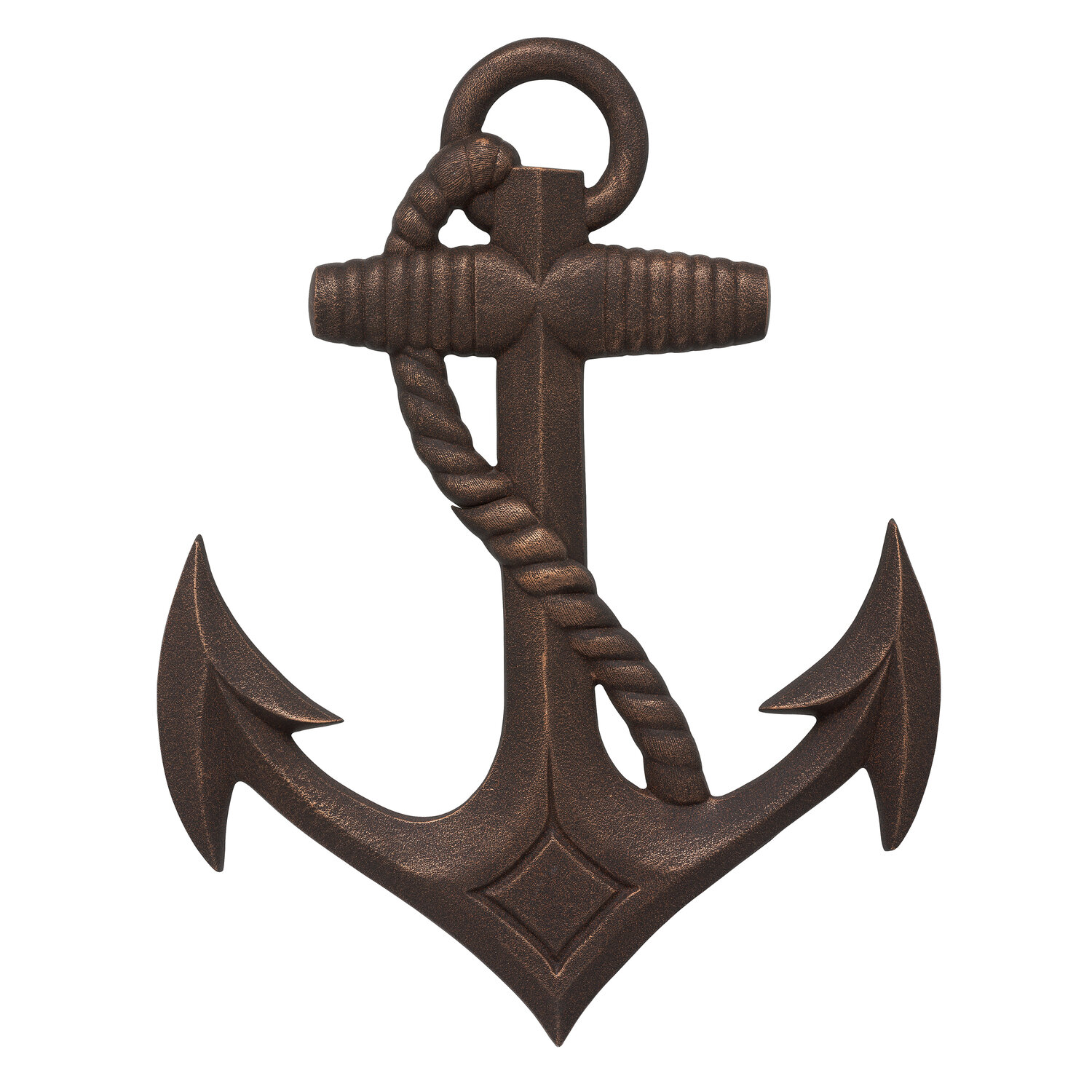 Whitehall Products Nautical Anchor Wall