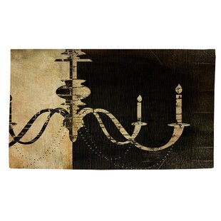 Compare Chandelier 1 Black/White Area Rug By Manual Woodworkers & Weavers