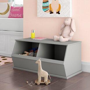 Stackable Toy Storage Bins | Wayfair