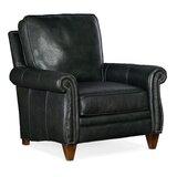 Reddish 38 W Polyester Down Cushion Armchair by Bradington-Young