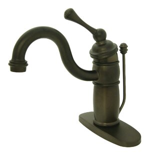 Single Hole Bathroom Faucet with By Elements of Design