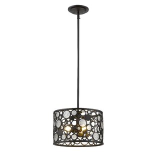 Wrought Studio Mcguire 3-Light Pendant