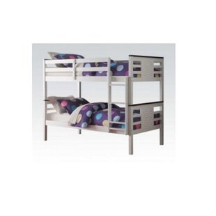 Chambliss Twin over Twin Bunk Bed by Harriet Bee