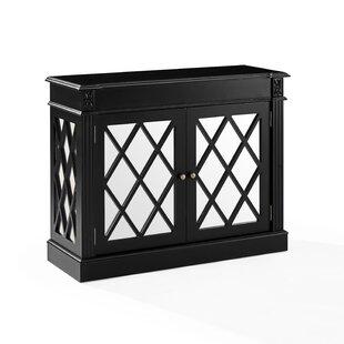 Black Mirrored Cabinets U0026 Chests Youu0027ll Love | Wayfair