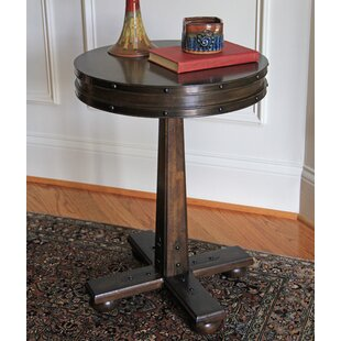 Logan End Table by Carolina Accents