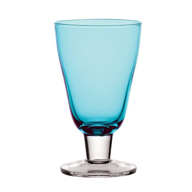 Winston Porter Eastleigh 7 Oz Glass Goblet Wayfair