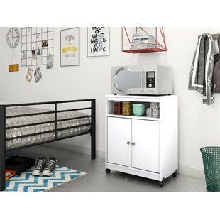 Kory Microwave Cart by Red Barrel Studio