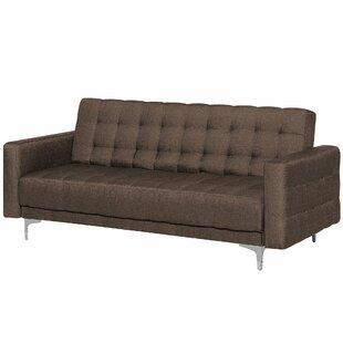 Finnegan 3 Seater Clic Clac Sofa Bed By Wade Logan