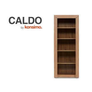 Critchfield Bookcase By Natur Pur