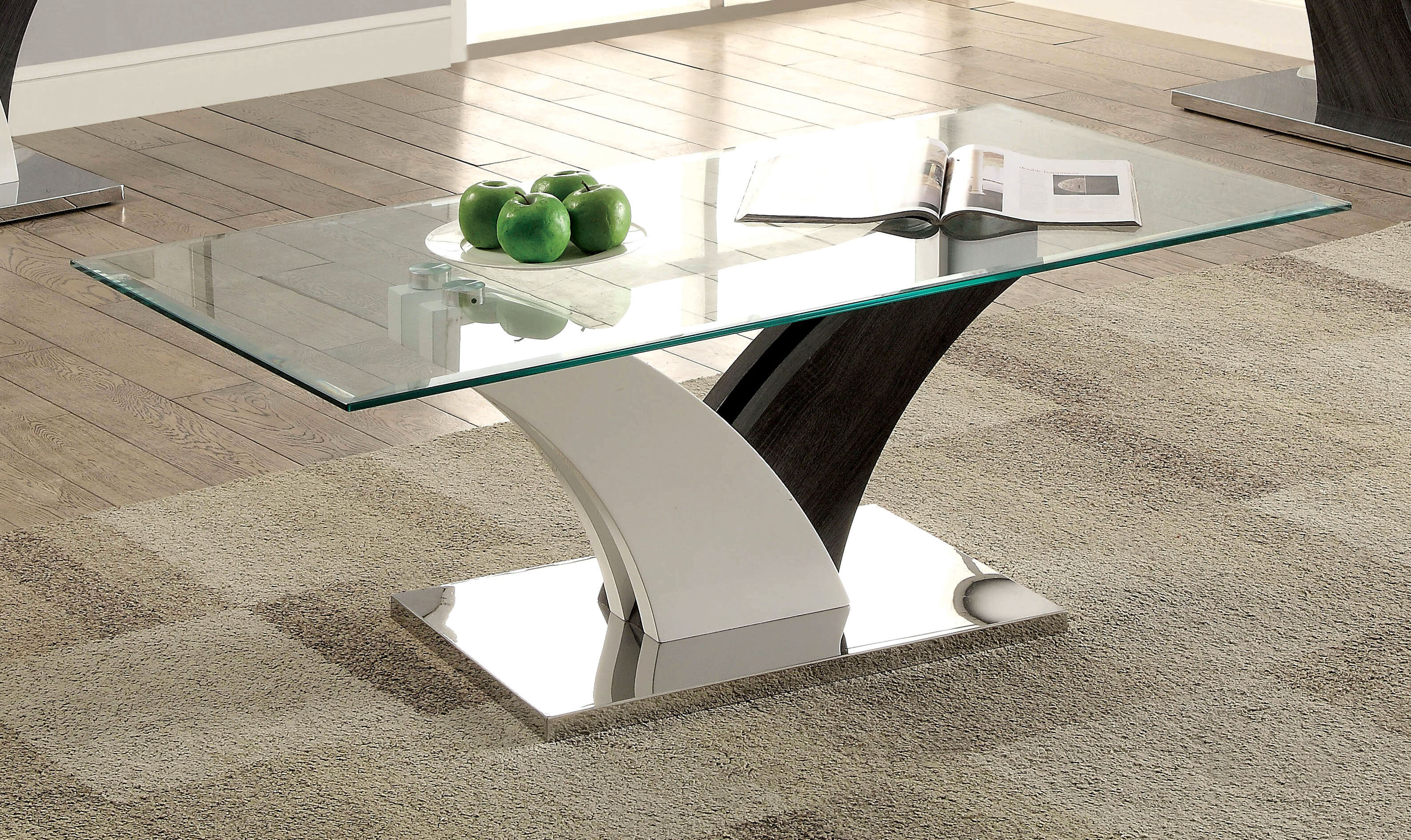 - Orren Ellis Jamel Pedestal Coffee Table & Reviews Wayfair