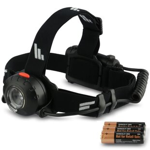 Ardito Black Battery Powered Headlamp By Sol 72 Outdoor