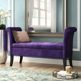 Lazzaro Upholstered Storage Bench