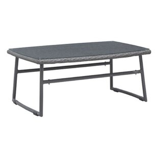 Korman Stainless Steel Coffee Table