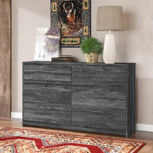 Bolling 6 Drawer Double Dresser by Foundry Select 2019 Online
