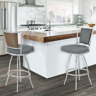 Borrelli 30 Swivel Bar Stool