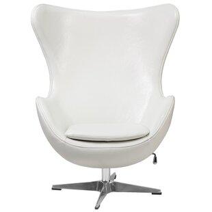 Whitehall Tilt-Lock Mechanism Lounge Chair by Wade Logan