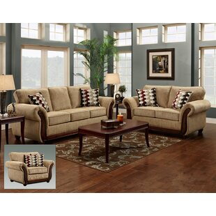 Buy clear Goodnight Configurable Living Room Set by Fleur De Lis Living Reviews (2019) & Buyer's Guide
