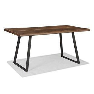 Grain Wood Furniture Live Edge Dining Table