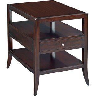 Addison End Table with Storage