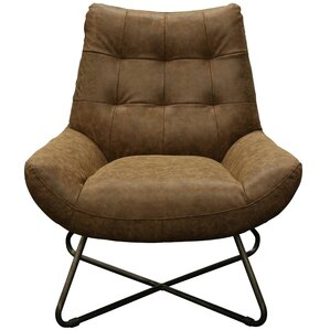 Claudio Lounge Chair by 17 Stories