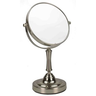 Home Basics Double Sided Cosmetic Mirror