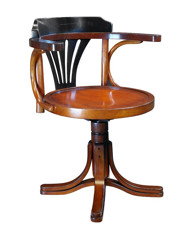 lowback bankers chair