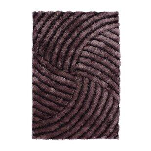 Tovar Hand Tufted Mauve Rug by Longweave