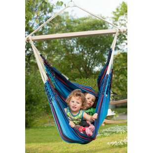 Iguana Cotton Hanging Chair by Hammock Heaven