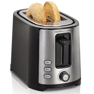 2 Slice Extra-Wide Slot Toaster