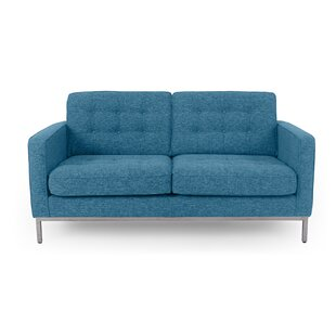 Agostini Mid-Century Loveseat by Corrigan Studio Bargain