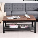 Byron Coffee Table with Storage by 17 Stories